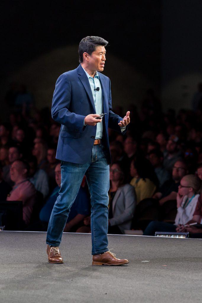 Calvin Hsu VP Product Marketing Citrix Speaking
