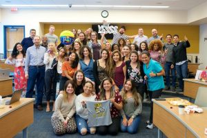 FIU Master of Science in Marketing Students Cohort 8