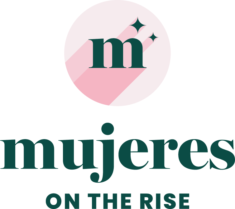 Mujeres On The Rise Logo