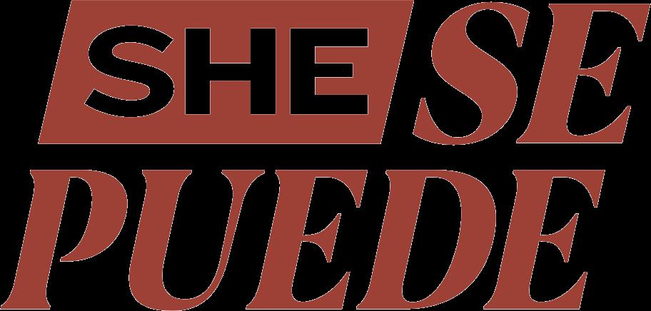 She Se Puede Logo